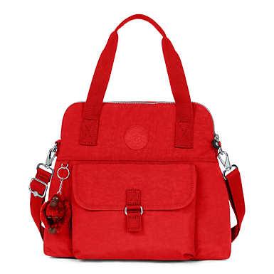 Pahneiro Handbag - Cherry