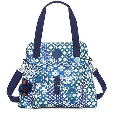 Pahneiro Printed Handbag - Carnival Mix