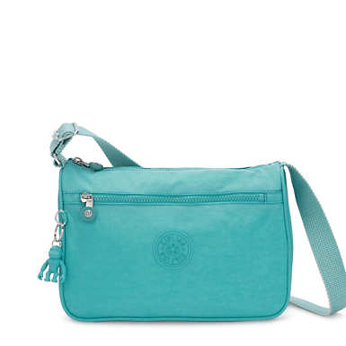 Callie Handbag - Seaglass Blue