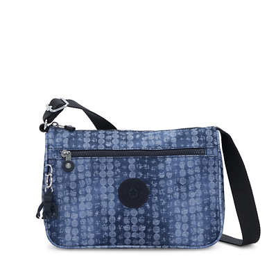 Callie Printed Handbag - Casual Dot