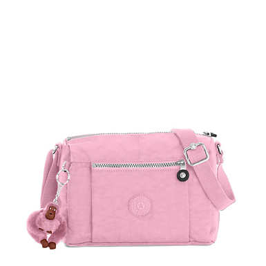 Wes Crossbody Bag - Scallop Pink