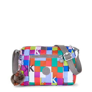 Wes Printed Crossbody Bag - undefined