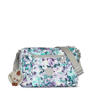 Wes Printed Crossbody Bag - Spanish Bloom