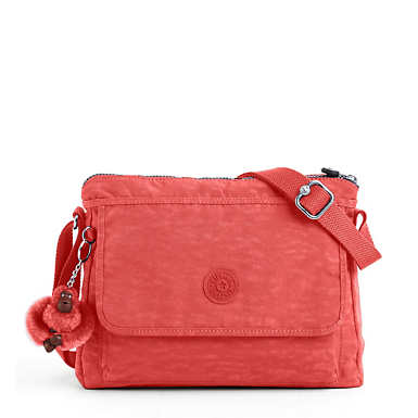 Aisling Crossbody Bag - Papaya Orange