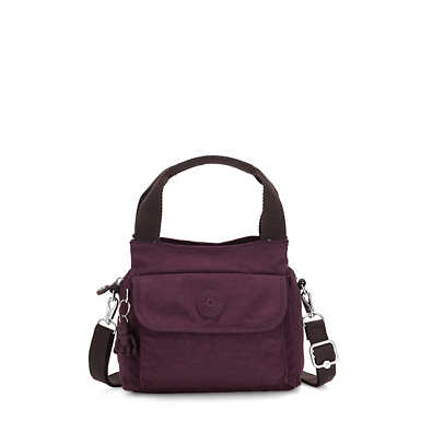 Felix Mini Bag - Dark Plum