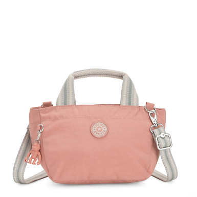 Sugar S II Mini Crossbody Handbag - Cocktail Pink