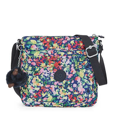Sebastian Printed Crossbody Bag - Sweet Bouquet