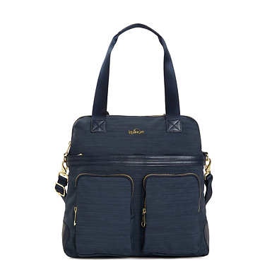 Camryn Laptop Handbag - True Dazz Navy