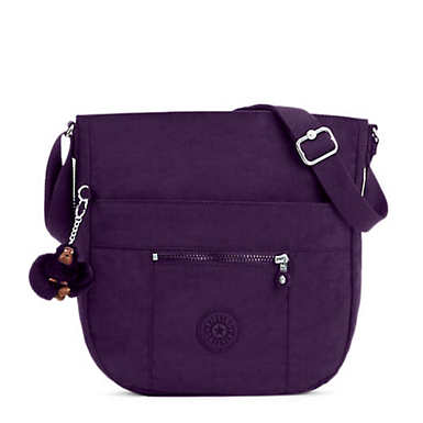 Bailey Handbag - Deep Purple