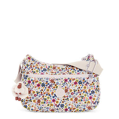 Sally Printed Handbag - Chatty Daisies