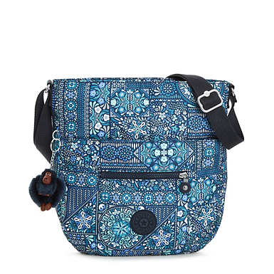 Bailey Printed Saddle Bag Handbag - undefined