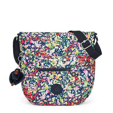 Bailey Printed Saddle Bag Handbag - undefined