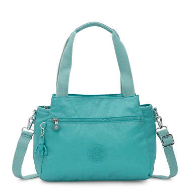 Elysia Handbag - Seaglass Blue