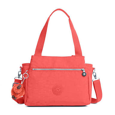 Elysia Handbag - Papaya Orange