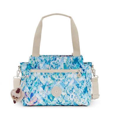 Elysia Printed Handbag - undefined
