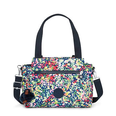 Elysia Printed Handbag - Sweet Bouquet
