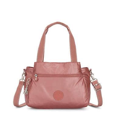 Elysia Metallic Handbag - Metallic Rust