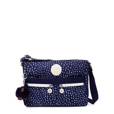 Angie Printed Handbag - Surreal Dot