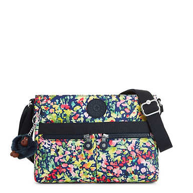 Angie Printed Handbag - Sweet Bouquet