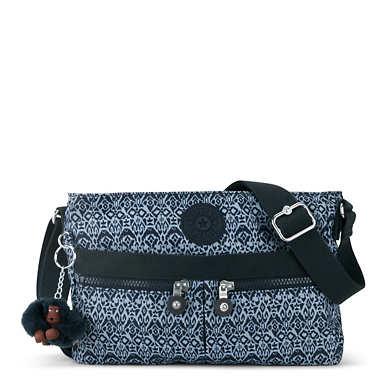 Angie Printed Handbag