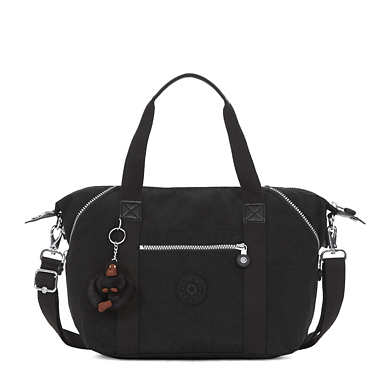 Art Small Handbag - Black