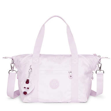 Art U Metallic Handbag - Whimsical Pink