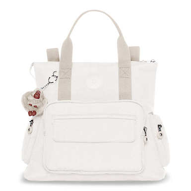 Alvy 2-in-1 Convertible Tote Bag Backpack - Alabaster