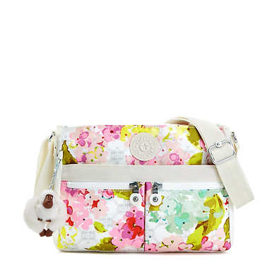 Angie Printed Handbag - Luscious Florals W Combo