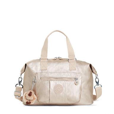 Camden Metallic Handbag - undefined