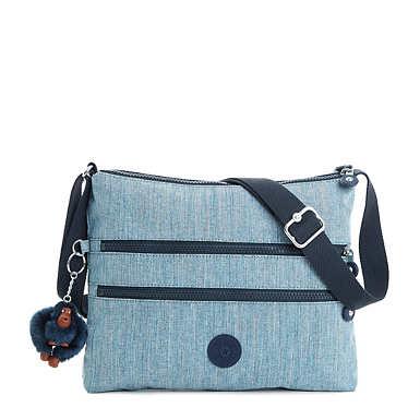 Alvar Crossbody Bag - Indigo Blue