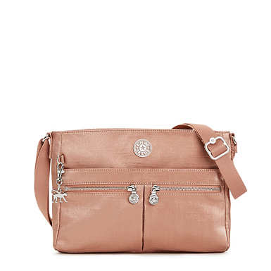 Angie Metallic Handbag - undefined
