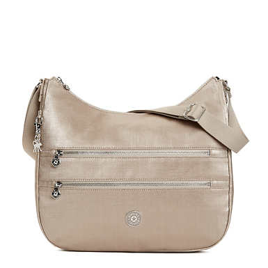 Bridget Metallic Handbag - undefined