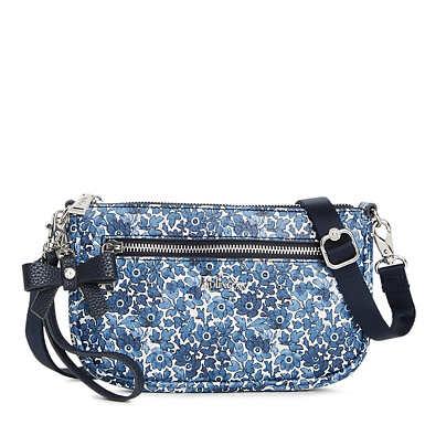 Happy 3-in-1 Printed Handbag - Bubbly Floral