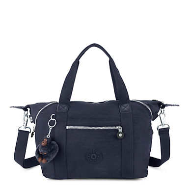 Art Small Handbag - True Blue