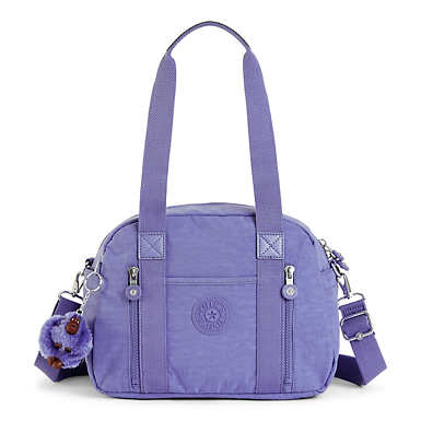 Atlee Handbag - Bold Purple