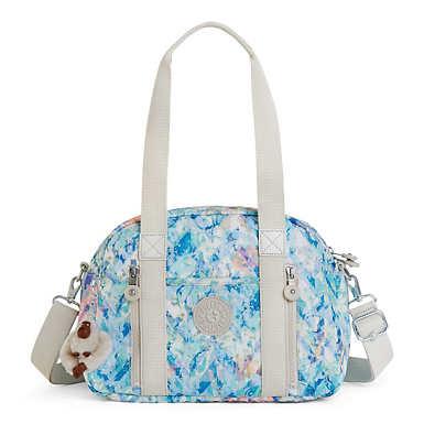Atlee Printed Handbag - Boogie Beach