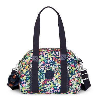 Atlee Printed Handbag - undefined