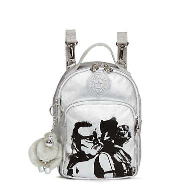 Star Wars Alber 3-In-1 Convertible Mini Bag Backpack - undefined