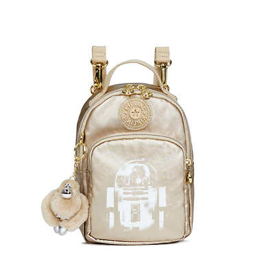 Star Wars Alber 3-In-1 Convertible Mini Bag Backpack - Light Year