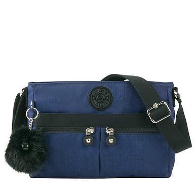 Angie Handbag - Cotton Indigo