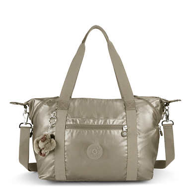 Art Metallic handbag