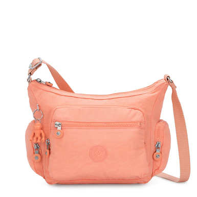 Gabbie Small Crossbody Bag - Peachy Coral