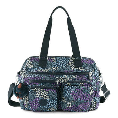 Mara Printed Handbag - undefined