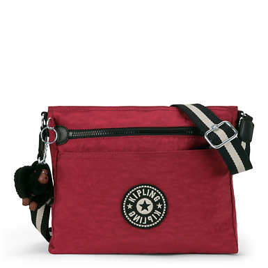 Shelia Crossbody Bag - Brick Red