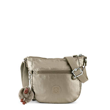 Bailey Extra Small Metallic Mini Bag - Metallic Pewter