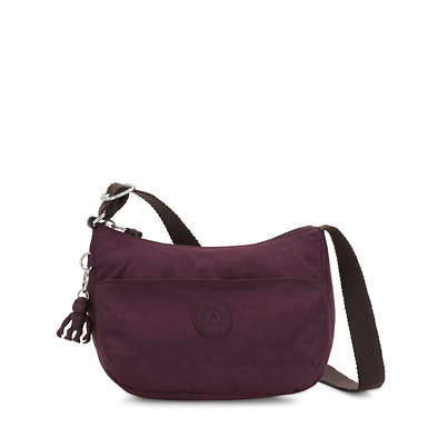 Adley Mini Bag - Dark Plum