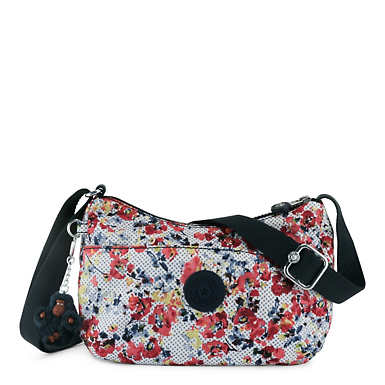 Adley Printed Mini Bag - Busy Blossoms
