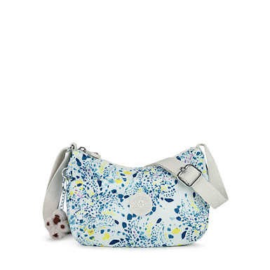 Adley Printed Mini Bag - Delicate Vines