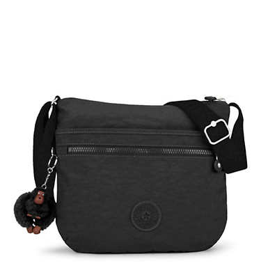 Arto Crossbody Bag - True Black