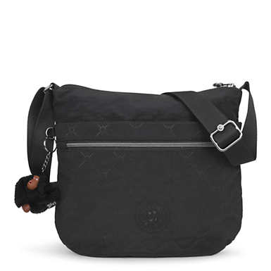 Arto Quilted Crossbody bag - Black Classic